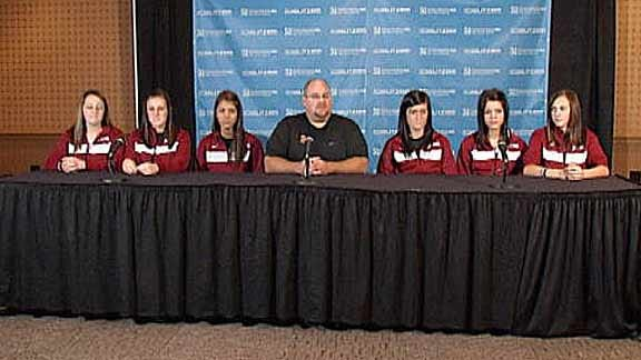 Media Day: Byng Girls