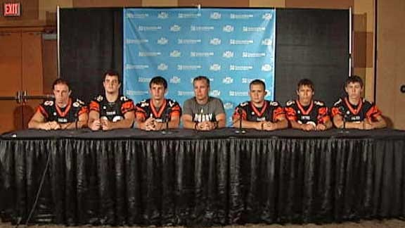 Media Day: Canton Tigers