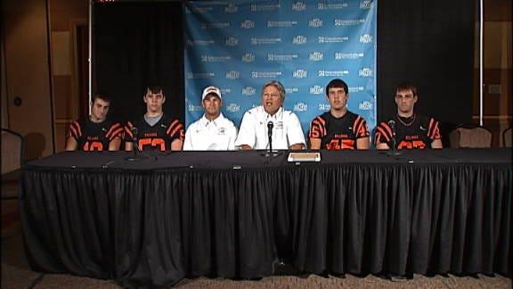 Media Day: Davenport Bulldogs