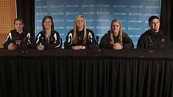 Media Day: Luther Girls