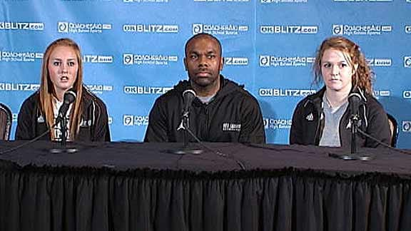 Media Day: Oklahoma Christian Academy Girls