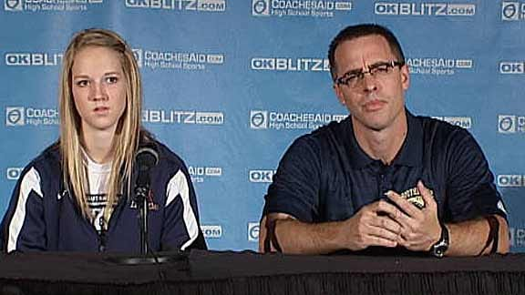 Media Day: Southmoore Girls