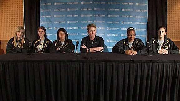 Media Day: Tecumseh Girls