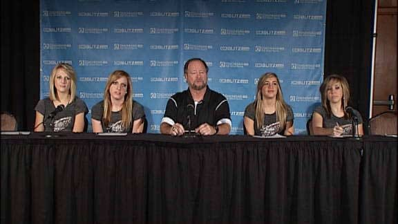 Media Day: Weatherford Lady Eagles