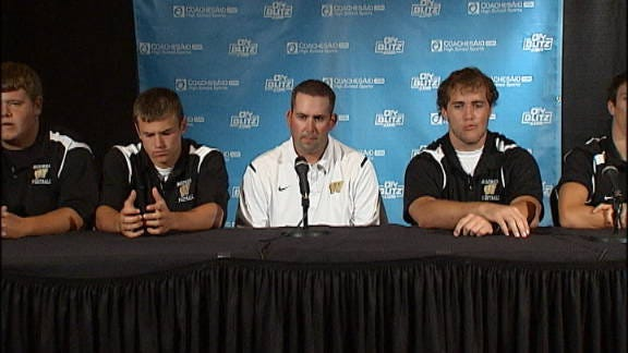 Media Day: Woodward Boomers