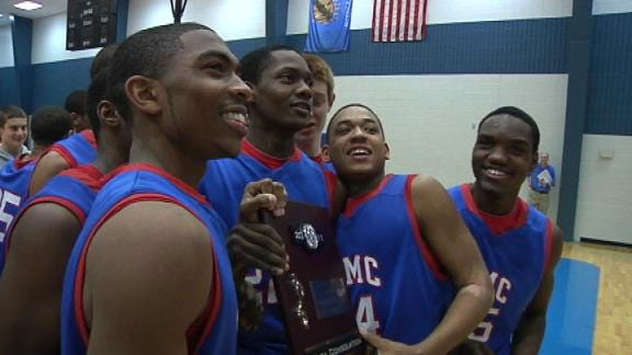 Memorial Coasts to State With Blowout of Southeast