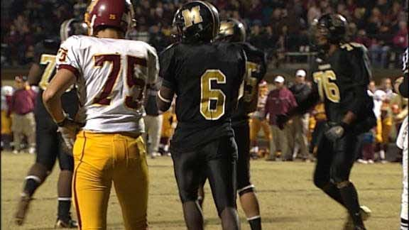 Midwest City Bombers Hold Off P.C. North