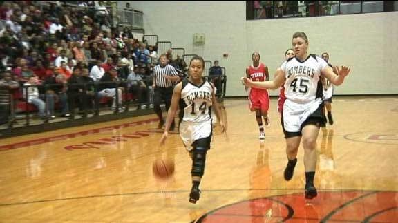 Midwest City Girls Easily Win Carl Albert Final