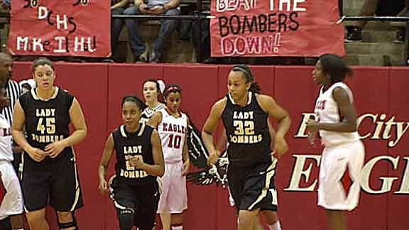 Midwest City Girls Stay Unbeaten with Win over Del City