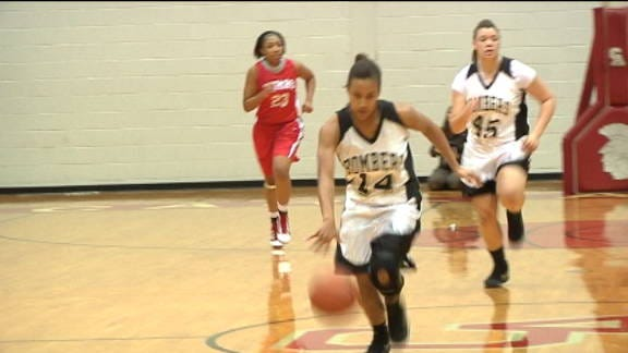 Midwest City Lady Bombers Talent Shines