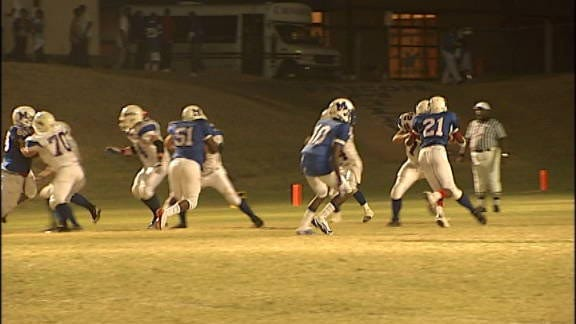 Millwood Falcons Remain Undefeated with Another Blowout