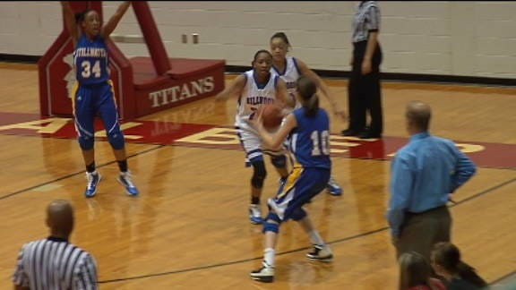 Millwood Girls Cruise Past Stillwater With 20-Point Win