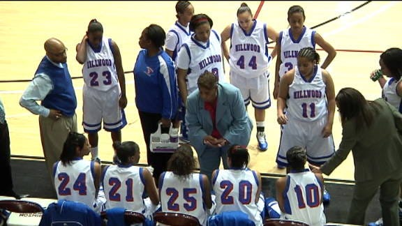 Millwood Lady Falcons Advance to 2A Semifinals
