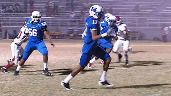 Millwood Soars Over Crooked Oak to Remain Undefeated