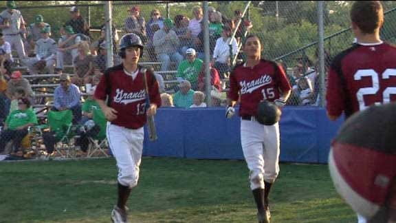 Mistakes Help Granite Cruise into Class B Title Game