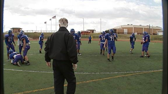 Moore Lions Inspired by Coach's Fight Against Cancer
