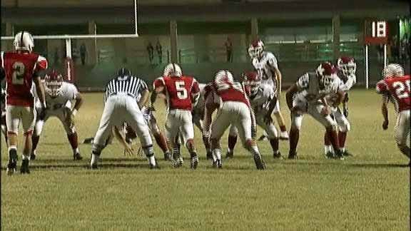 Muldrow Bulldogs Top Fort Gibson on the Road