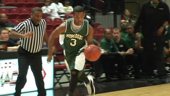 Muskogee Moves on to State Quarterfinals