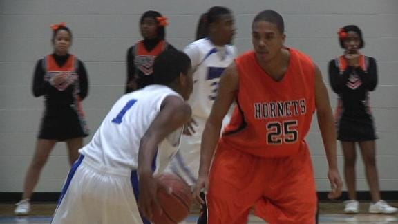 No. 1 Booker T Cruises Past Webster 81-58.