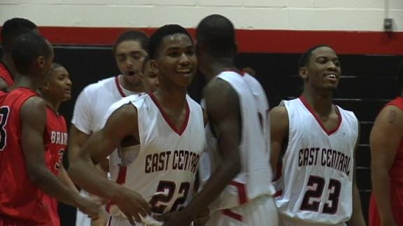 No. 6 East Central Upends No. 5 Central 57-43