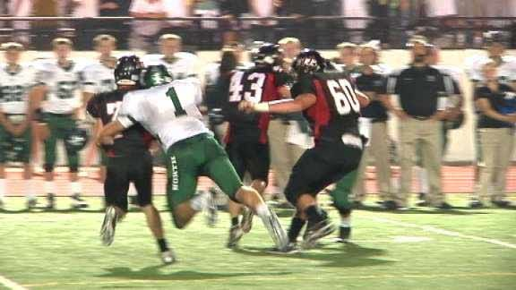 Norman North Timberwolves Crush Westmoore 42-0