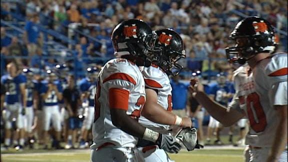 Norman Stays Undefeated with Win Over Sapulpa