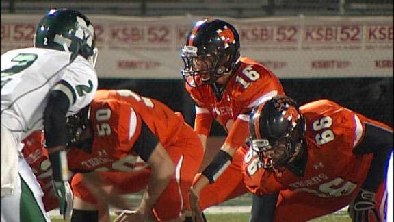Norman Tigers Put Up 70 Points in Blowout of Muskogee