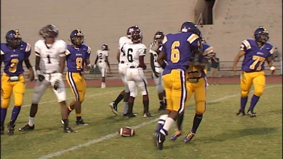 Northwest Classen Holds Off Northeast for First Win