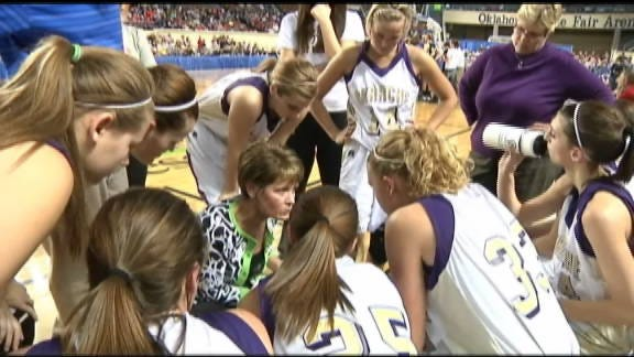 Okarche Defeats Seiling in Overtime, Heads to Class A Finals