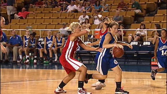 Oklahoma All-State Girls Hoops Results