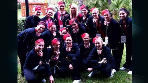 Oklahoma Dance Teams Take Honors at UDA Nationals