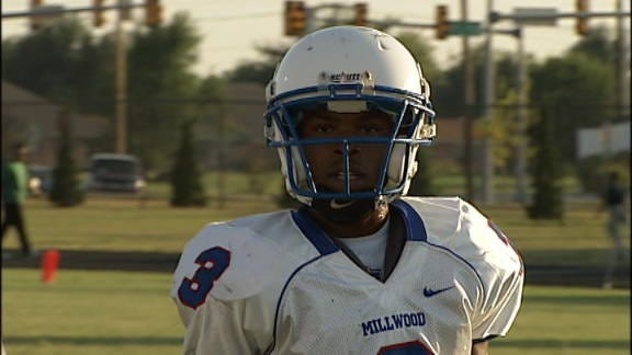 Oklahoma Sports Top 30: No. 1 - Millwood WR/DB Josh Turner