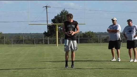 Oklahoma Sports Top 30: No 28 - Bridge Creek QB Ryan Spangler