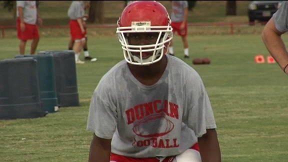 Oklahoma Sports Top 30: No. 4 - Duncan DB Dominique Petties