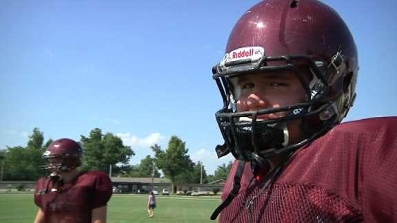 Oklahoma Sports Top 30: No. 7 - Nowata OL/DL Austin Beck