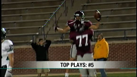 Oklahoma Sports's Top Five Plays of the Week