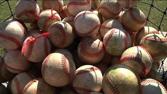 OSSAA Releases State Baseball Tournament Matchups