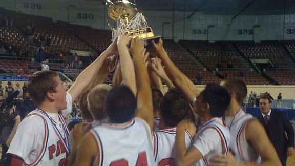 Pawnee Clinches 3rd Title with OT Win Over Talihina