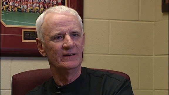 PC North Coach Bob Wilson Talks Bradford on Draft Day