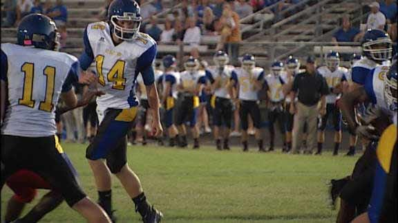 Piedmont Snags First Win with 49-12 Victory over Western Heights