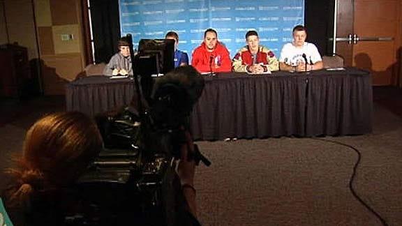 Prep Basketball Media Day Underway