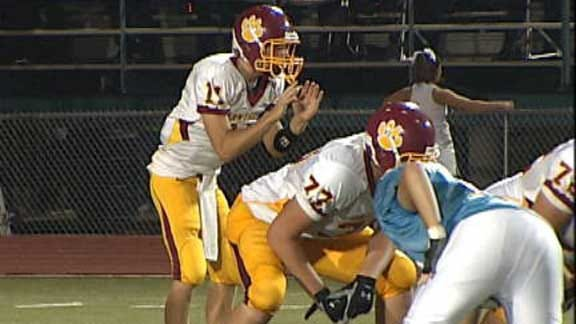 Putnam City North Panthers Dominate Opener