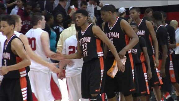 Putnam City Sneaks Past Mustang to Advance