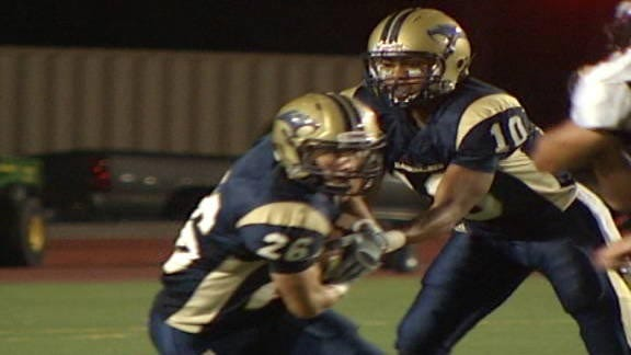 Quarterback Leads Southmoore to Blowout Win