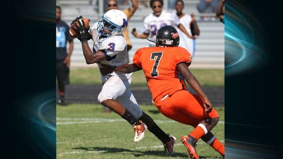 Richardson Leads Millwood to Soul Bowl Victory