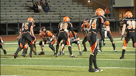 Ryan Falls to Canton Tigers in Semifinals