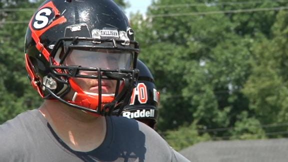 Sallisaw's Gladd Changes Commitment from Stanford to Tulsa
