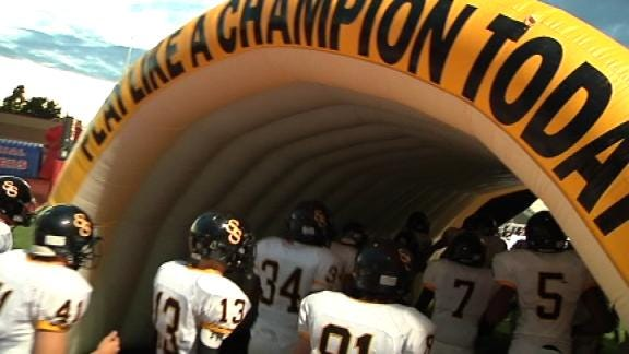 Sand Springs Player Ruled Ineligible