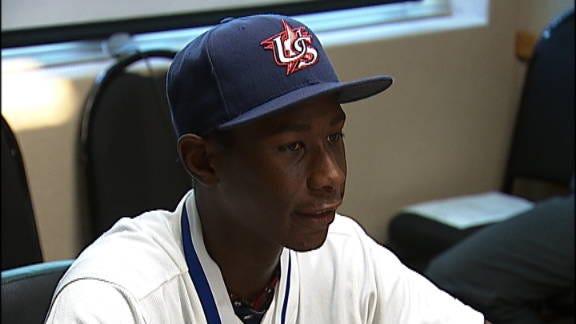 Sapulpa Teen Returns from International Baseball Tournament