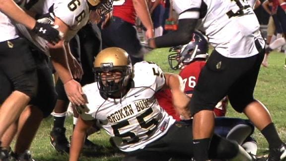 Savages Storm Back to Down Metro Christian